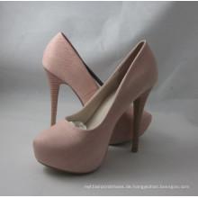 Neue Stil Mode High Heel Kleid Schuhe (HCY03-148)