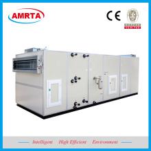 Приточно-вытяжная установка с подачей свежего воздуха