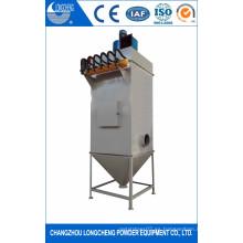 Filtro de bolsa de alto volumen en la planta de cemento