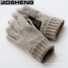 Warm Winter Thick Knitted Gloves with Men and Women