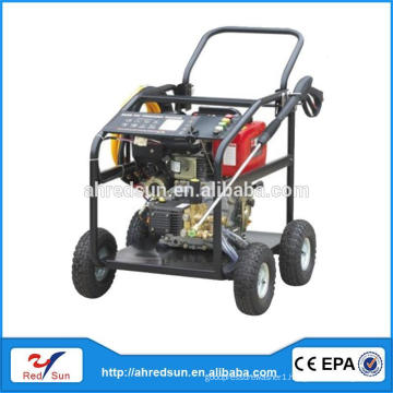 Diesel cold water high pressure car washer