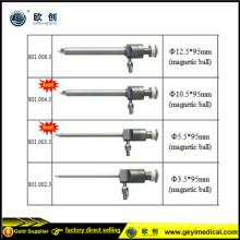 Trocar magnético laparoscópico de 5mm com certificado ISO do CE