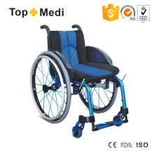 High End Manual Alumium Frame Wheelchair for Disable