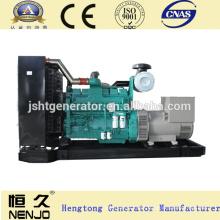 Generador diesel chino de la marca famosa de 120KW / de 150KVA Generador diesel de YUCHAI YC6A210L-D20