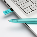Colorful and cute ballpoint pen USB flash drive