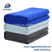 Custom 50x100 400gsm multi-used personalized microfiber sport towel    Custom 50x100 multi-used personalized microfiber sport towel