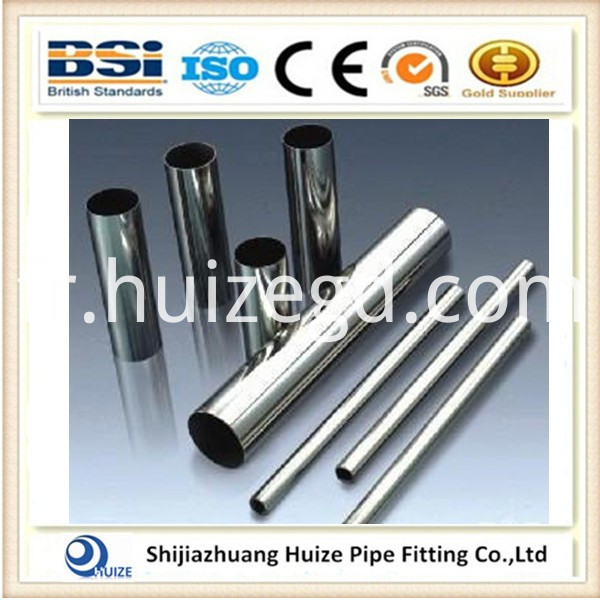 316 Grade Stainless Steel Pipes