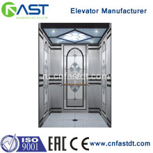 FAST machine room-less passenger elevator