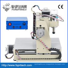 Enrutador para carpintería CNC de 3 ejes Máquina enrutador de madera CNC