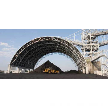 Сталь q235 q345 стальной оцинкованный Китай космический шар Поставщик рамки для стальных зданий