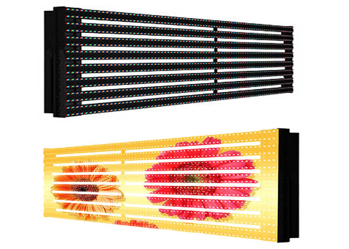mesh LED display