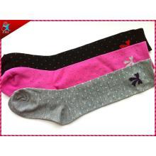 Mitte der Wade Winter Mädchen Mode Socke Kompressionsstrümpfe