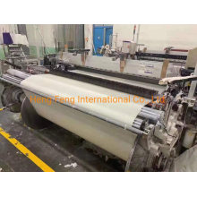 Picanol Omni Plus 800 -220cm Air Jet Looms with 2 Nozzles, Year 2007, with Staubli 2871dobby