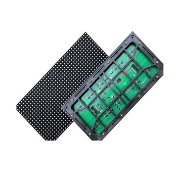 P10 Bus LED Display Screen Scrolling Running Message