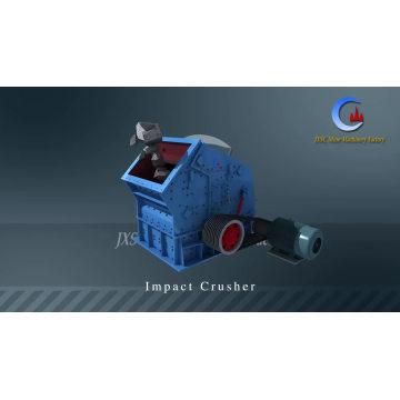 High Efficient  PF 1010 Crushing Machine Double Very Fine Vertical Shaft Hazemag Impact Crusher