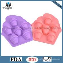 Herramienta caliente Si20 de la hornada de la galleta del molde del helado del silicón de la venta