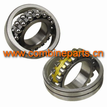 Self-Aligning Ball Bearings and Roller Bearings
