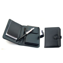 Perfect design men wallet with notebook and phone bag