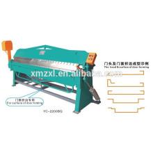 Máquina de dobramento Metal pneumática