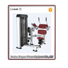 Kommerzielle Turnhallen-Ausrüstungs-Abdominal- Maschine