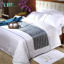 Deluxe Fashion Style Multi Color Hotel Linen Cotton for Double Bed