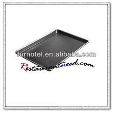 V004 Panela de folha de liga de alumínio em relevo não-stick padrão de economia de energia