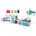 máquina de fabricación de bolsas no tejidas completamente automática