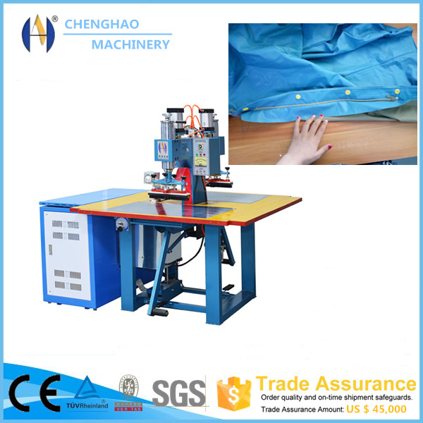 raincoat welding machine
