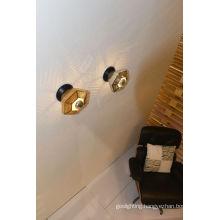 Modern Copper Decorative Bedside Wall Light (1167W)
