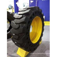 Fabricación de neumáticos Carretilla elevadora Neumático sólido (31 * 6 * 10 33 * 6 * 11 36 * 7 * 11 40 * 9 * 13 38 * 7 * 13)