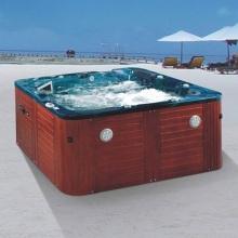 Bañeras de hidromasaje Bañera de hidromasaje al aire libre Sassage Spa