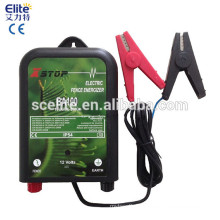 Version Xstop Solar outdoor use Electric Fence Energizer 20 km range approved IP54