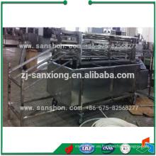 Máquina de lavado de la alta presión de China, máquina de lavado de la pulverización de la cebolla