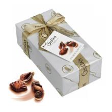 Food Grade Chocolate Box mit Grußkarte