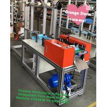 Mechanical Automatic Disposable Face Mask Making Machine