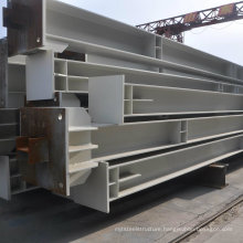 H Section Steel Beam and Columns for Steel Buildings (WZ-004)