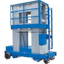 Henan Factory Price Aluminium Elevating Plateforme de travail hydraulique pour le levage