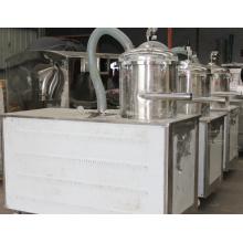 Máquina de alimentación automática en polvo y granular