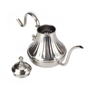 Court Pour Over Gooseneck Kettle