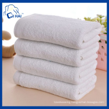 100% Cotton Yarn 550GSM Hotel Bath Towel (QHDD4409)