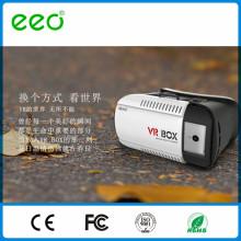 """Para 3.5-6 """"telemóvel cheio hd lente distância ajustável 3D Vr Headset Vr Box 2.0"""
