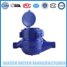 ABS Plastic Mechanical Wasserzähler von Multi Jet Dry Dial Cold Meter