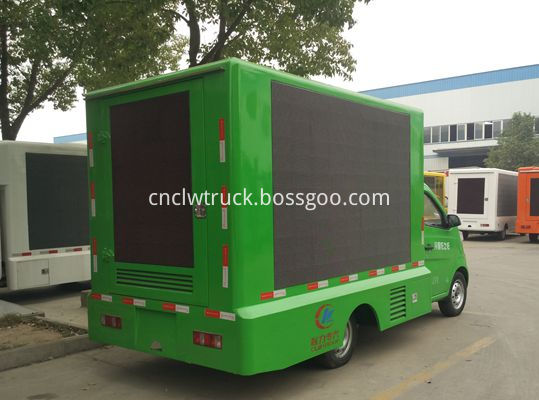LED digital display truck 2