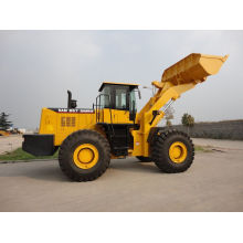 Construction Machinery 6 Ton Wheel Loader 3 Cubic Meter Loader