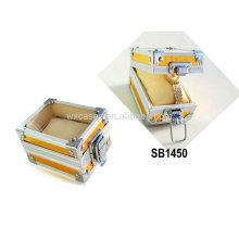 cajas de reloj de aluminio de alta calidad por mayor de fabricantes del reloj solo