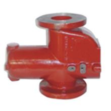 Сетчатый фильтр из ковкого чугуна ASTM A536 по индивидуальному заказу изготовителя оборудования