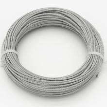 Câble en acier inoxydable 1X19 0,8 mm 316