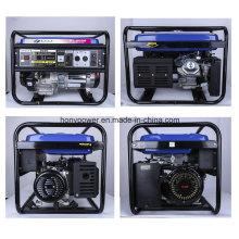 Démarrage électrique avec batterie portable Générateur d'essence 6.5kw
