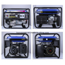 Electric Start with Battery 6.5kw Portable Gasoline Generator