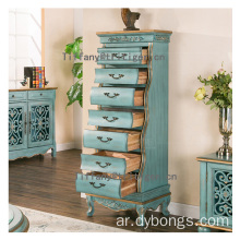OEM custom wholesale drawers wooden cabinet